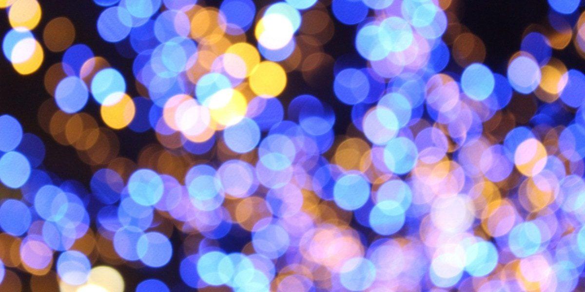holliday lights